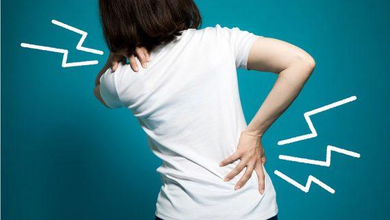 درد کمر چیست و چه علائم و دلایلی میتواند داشته باشد؟